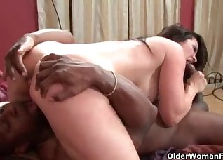 Hardcore IR sex with a stunning brunette